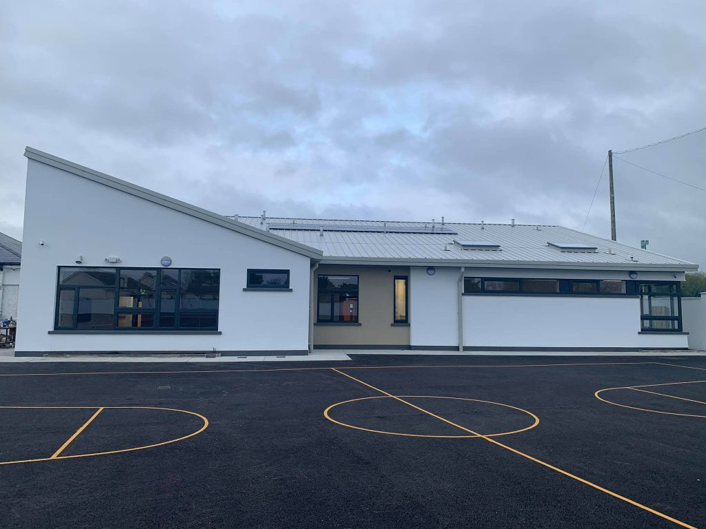 St Colmans National school, Mucklagh